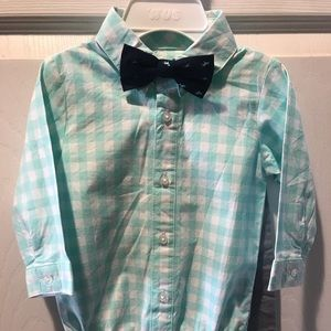 Baby Boy 2 piece spring outfit